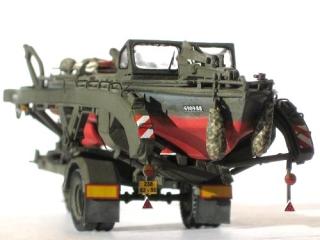 MO-634 auf Anhänger