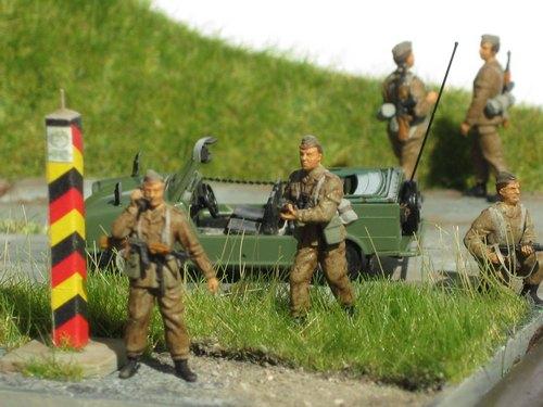 DDR Grenzabschnitt