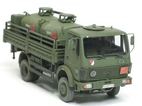 DB 1017A Tank