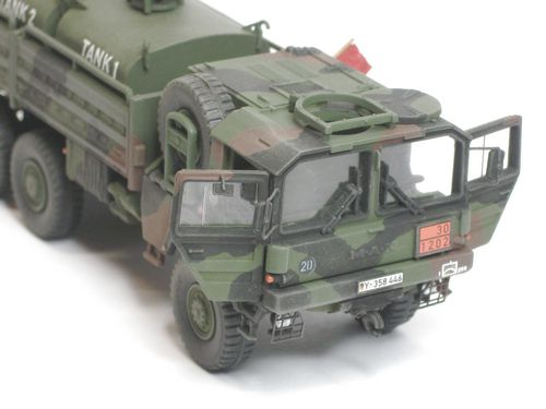 MAN 7 t Tank