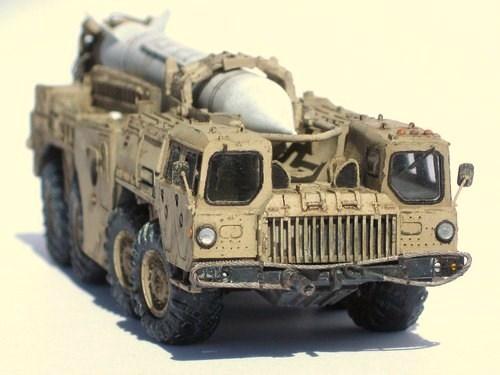 MAZ 543 Scud B SS-1c