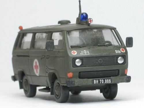 VW Typ 3 SanKW