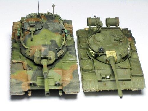 Größenvergleich mit M 60