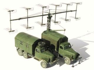 Zil 157 Radar P-12