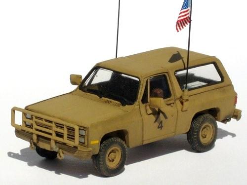 M 1009 Chevy Blazer