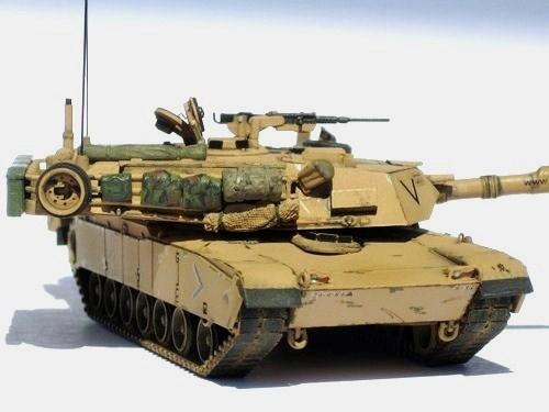 Kampfpanzer M1 Abrams
