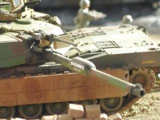 M1A1 Abrams TUSK I