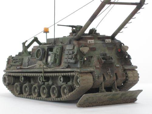 M 88 A1 CARC