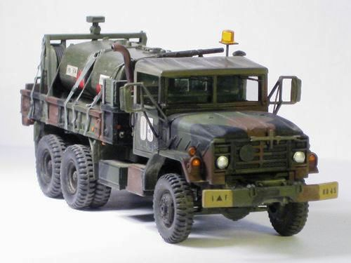 M 923 Fuel Pumper