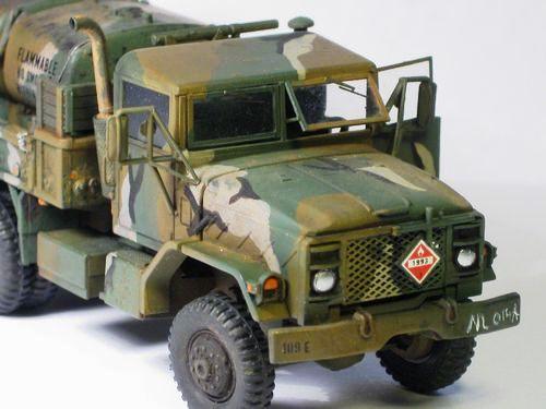 M 923 Fuel Pumper