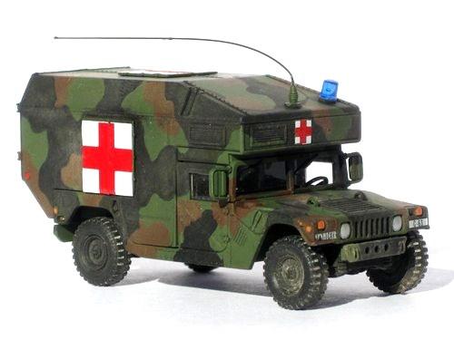 M977 Maxi Ambulance